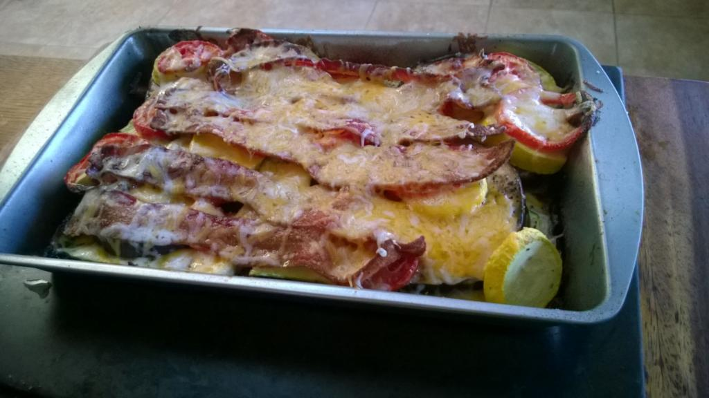 zucchini have some more zucchini zucchini and eggplant bake baked ...