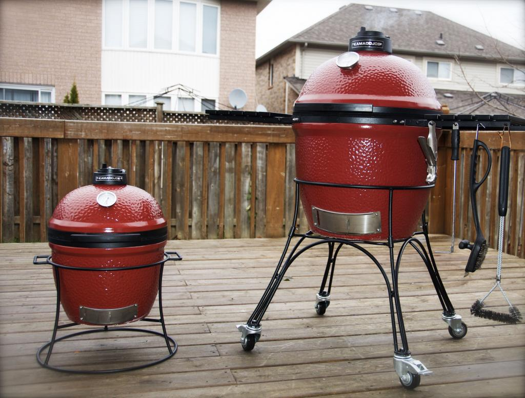 Cooker For Snowmobile ~ Finally no snow kamado cooking and discussion guru