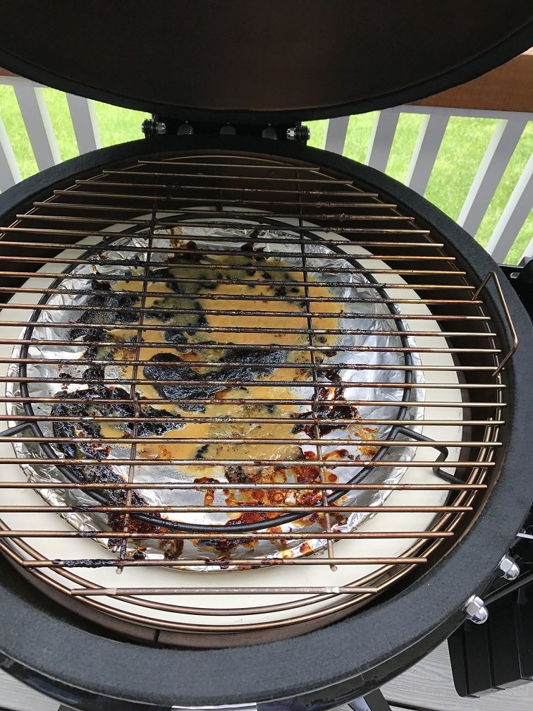 Some Thoughts On Heat Deflectors Amp St Louis Style Ribs